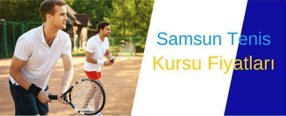 samsun tenis kursu fiyatları