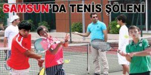 Samsun Tenis Turnuvaları
