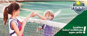 Temel tenis eğitimi