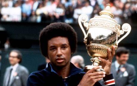 Amerika Açık'ı Kazanan İlk Afro-Amerikalı (Siyah Amerikalı)