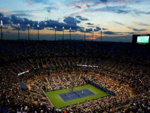 Dünyanın En Büyük Tenis Kortu
