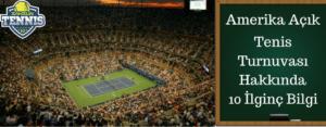 amerika açık tenis turnuvası