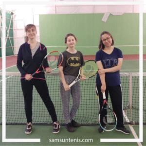 Samsun Tenis/Parlayan Yıldızlar