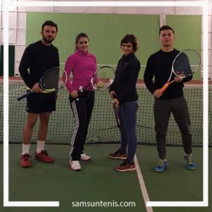 Samsun Tenis/Tennis Stars